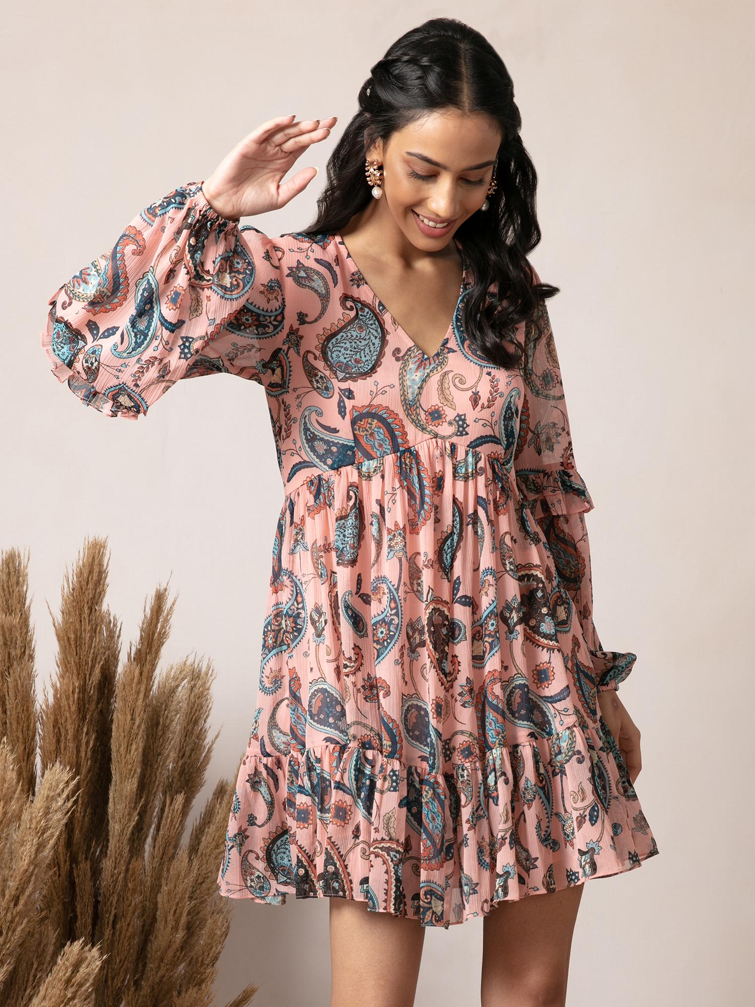 Dresses-The Bohemian Beauty Dress2