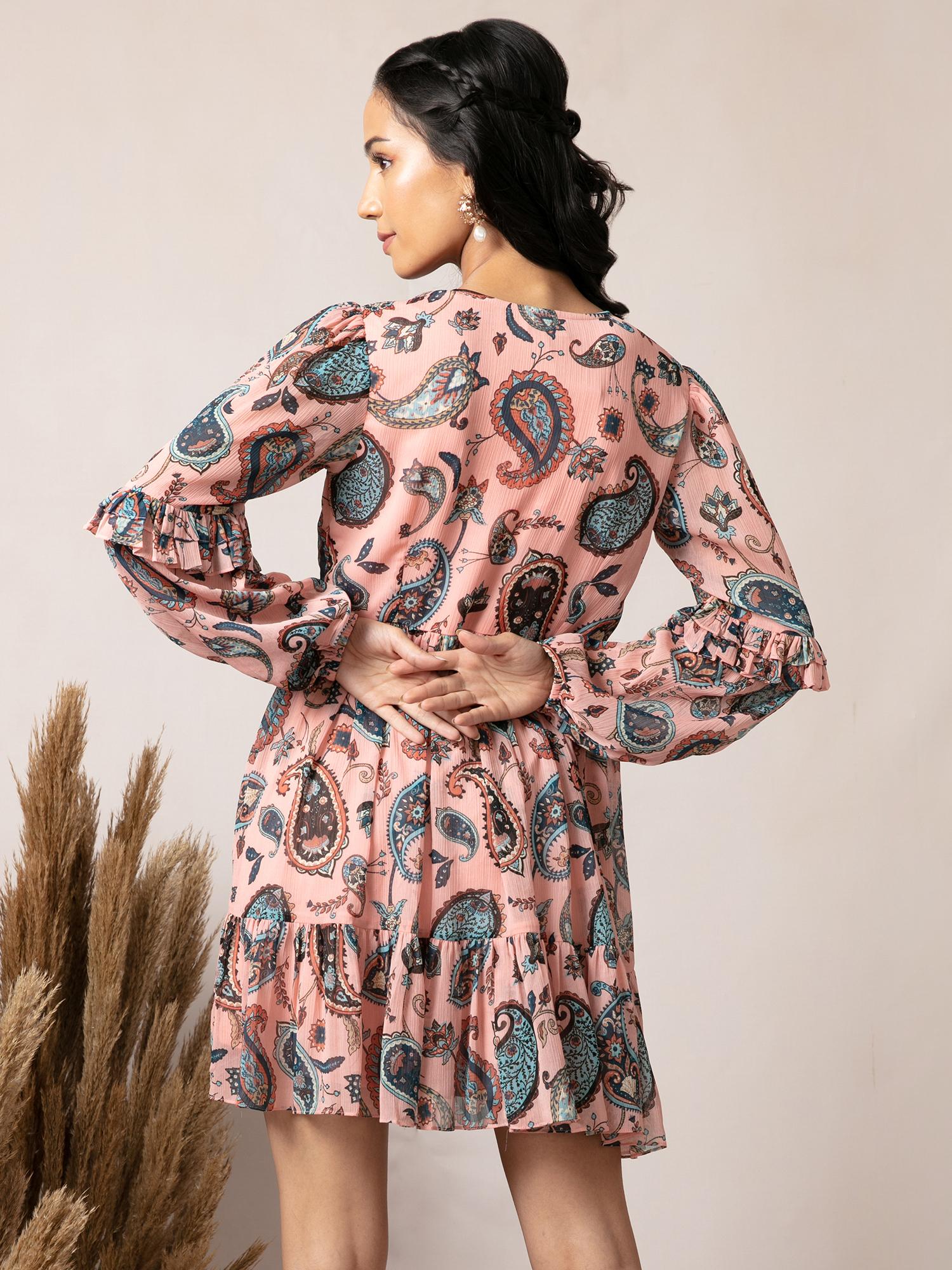 Dresses-The Bohemian Beauty Dress3