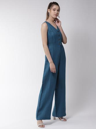 Jumpsuits-Ease Into Style Linen Jumpsuit2