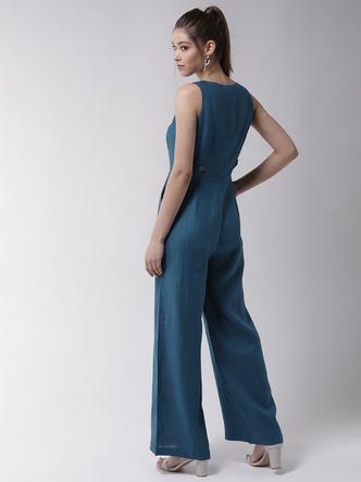 Jumpsuits-Ease Into Style Linen Jumpsuit3