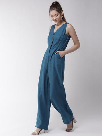 Jumpsuits-Ease Into Style Linen Jumpsuit6