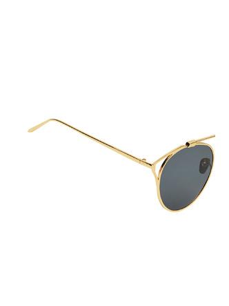 Sunglasses-Edges Of Gold Sunglasses5