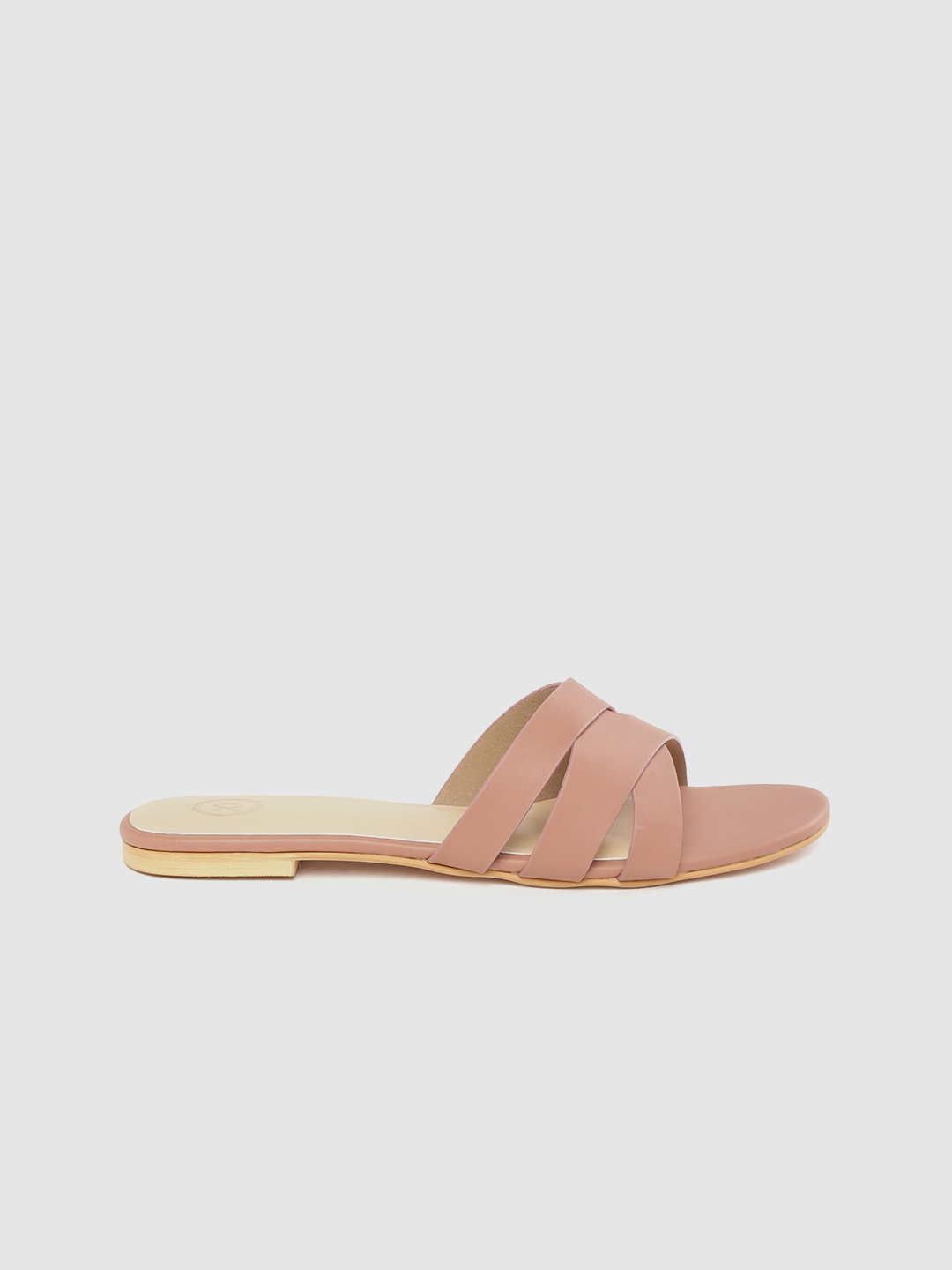 Bellies and Flats-Pink Beautifully Criss Cross Flats1