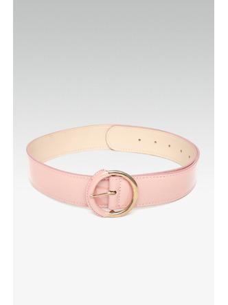 Belts-Falling For The Blush Pink Belt3