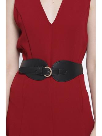Belts-Fix You Black Waist Belt1