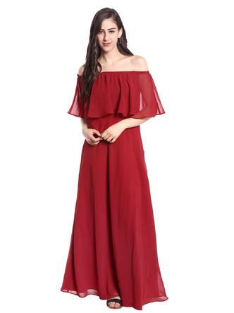 Dresses-Flare It Up Maxi Dress1