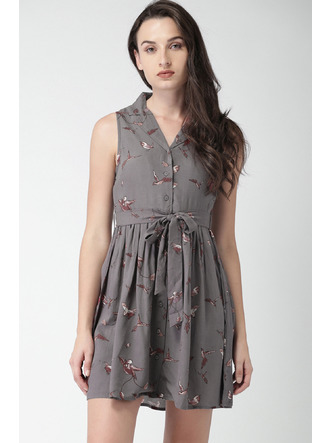 Dresses-Fly Little Birdie Shirt Dress1