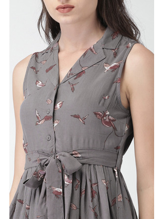 Dresses-Fly Little Birdie Shirt Dress2