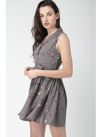 Dresses-Fly Little Birdie Shirt Dress4