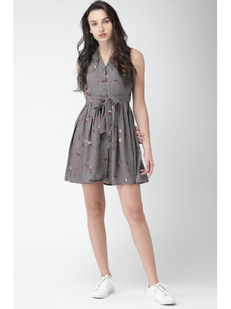 Dresses-Fly Little Birdie Shirt Dress5