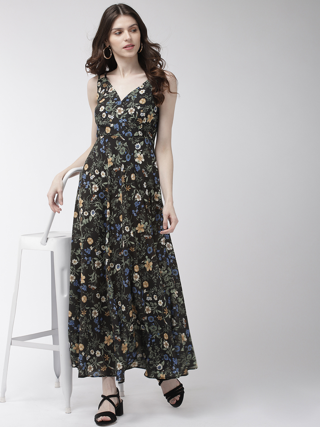 Dresses-Gardens Of Bloom Maxi Dress1