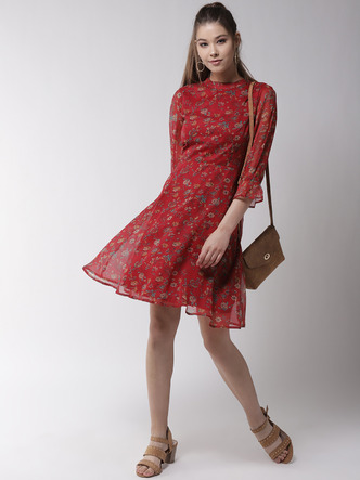Dresses-Girl On Fire Floral Dress4