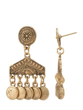 Earrings-Gold Make Some Noise Earrings 2