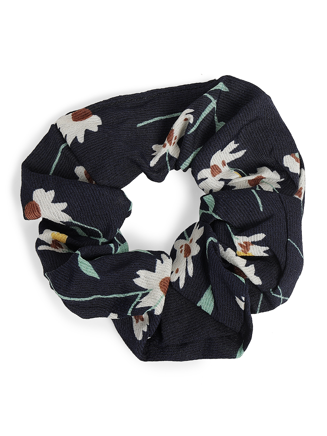 Hair Accessories-Be Out In Bloom Scrunchy Set4