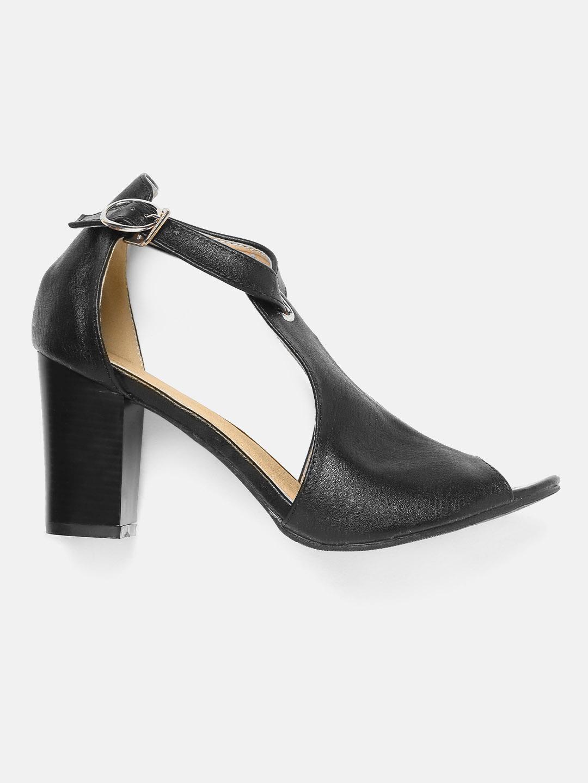 Heels and Wedges-Boss Babe Block heels3