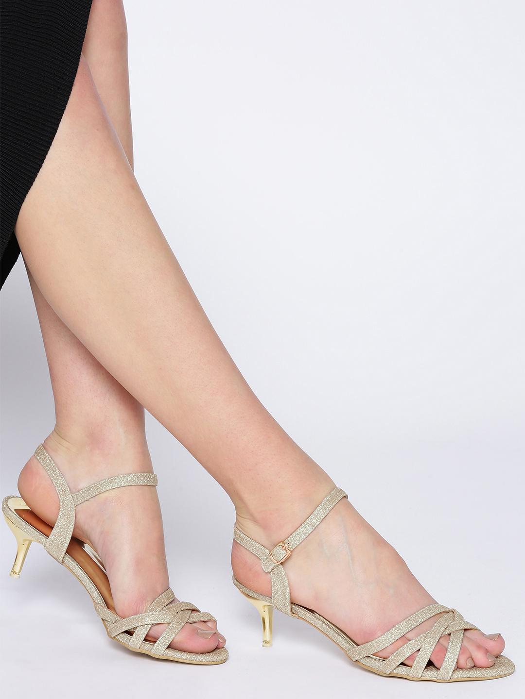 Heels and Wedges-Let Me Shine Kitten Heels1