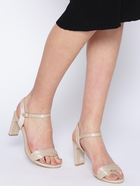 Heels and Wedges-Looped In You Block Heels1
