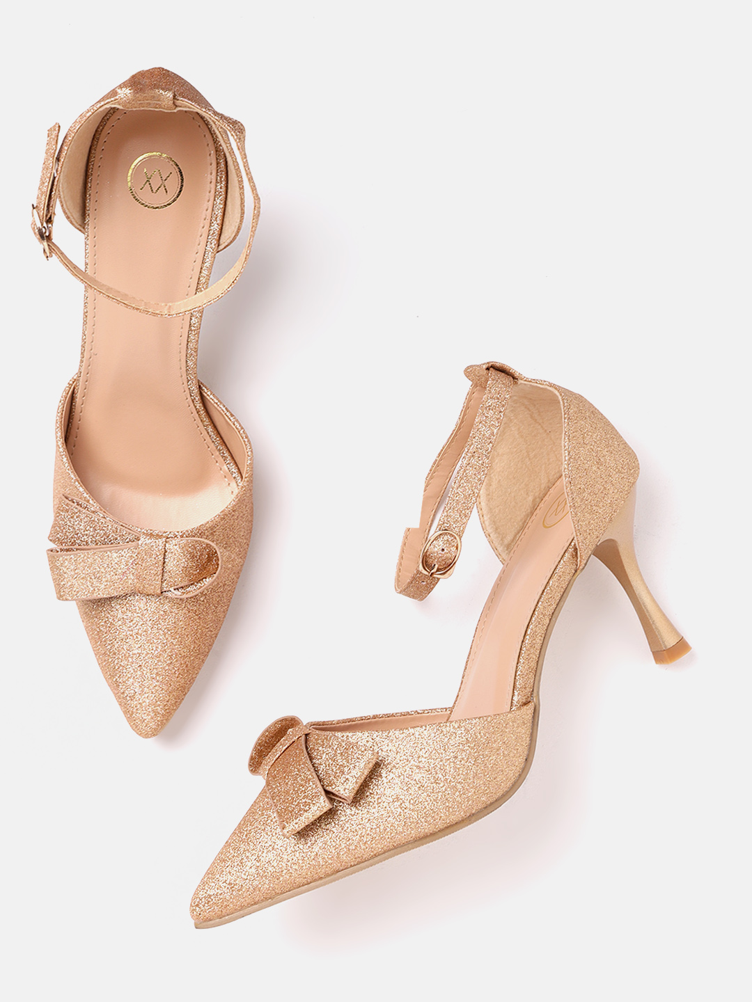 Heels and Wedges-The Brightest Bow Heels2