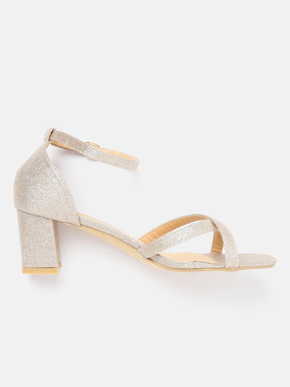 Heels and Wedges-Glitter On My Mind Block Heels2