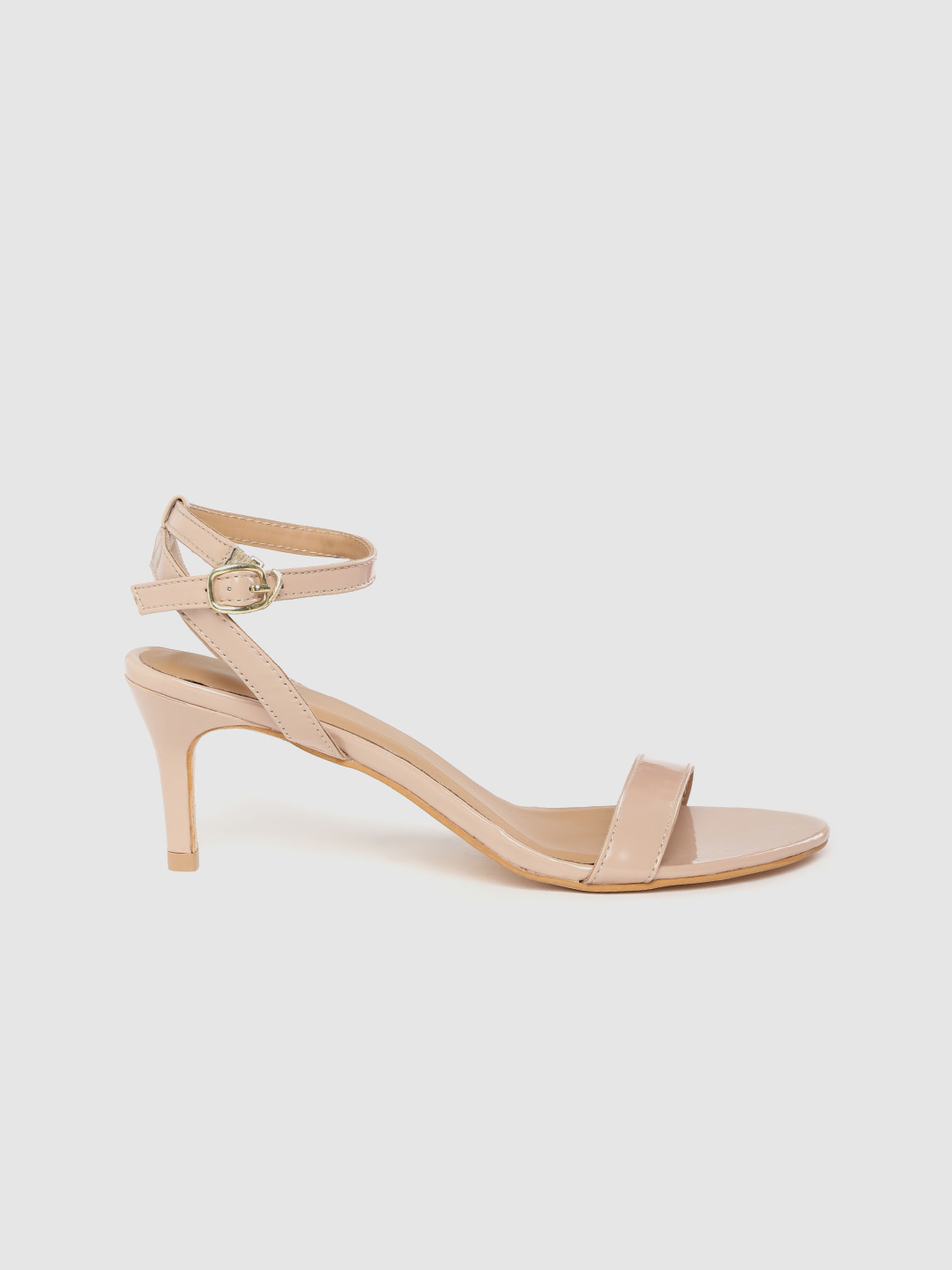 Heels and Wedges-On The Rise Blush Patent Heels3