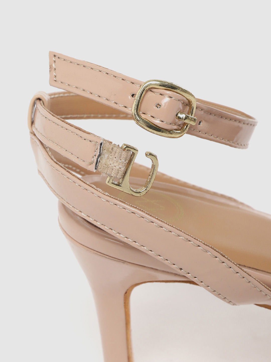 Heels and Wedges-On The Rise Blush Patent Heels7