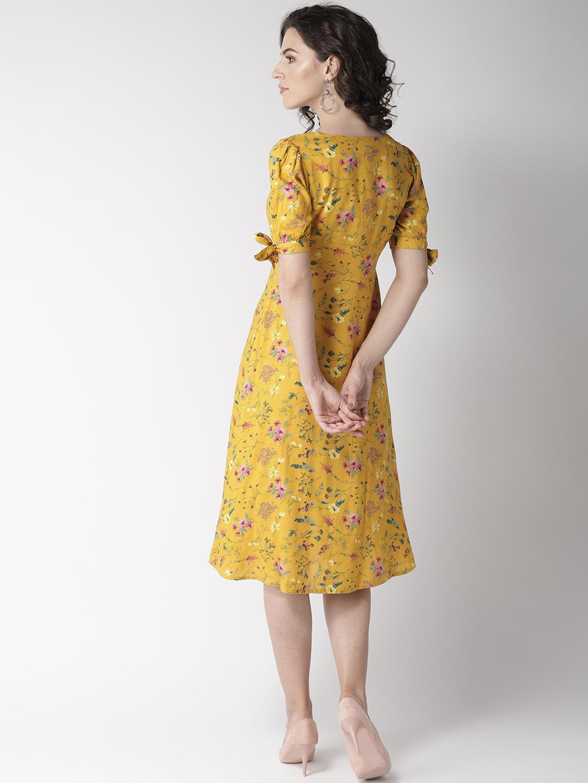 Dresses-Hello Floral Sunshine Midi Dress3