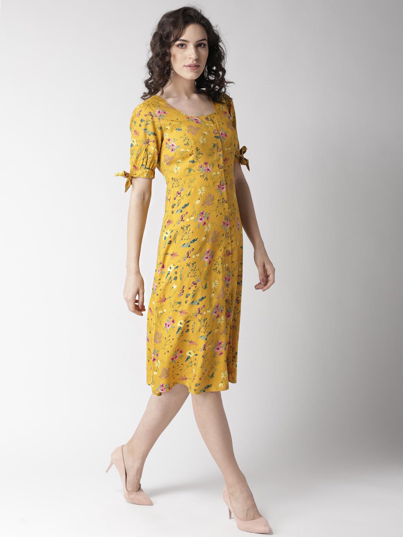 Dresses-Hello Floral Sunshine Midi Dress6