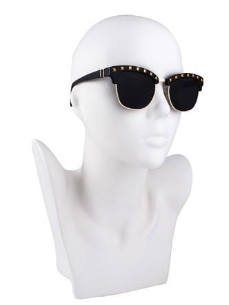 Sunglasses-Instant Stud Crush Black Clubmaster Sunglasses7