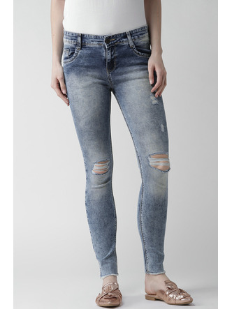 Denims Jeggings and Leggings-Keep The Shreds Denims1