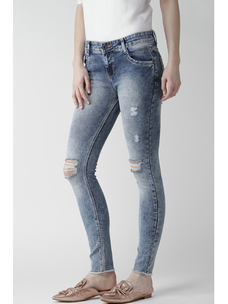 Denims Jeggings and Leggings-Keep The Shreds Denims4
