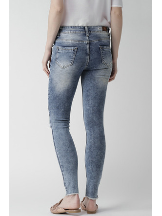 Denims Jeggings and Leggings-Keep The Shreds Denims5