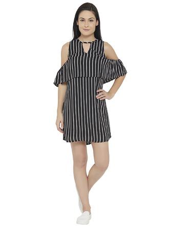 Dresses-Layers Of Stripes Dress3