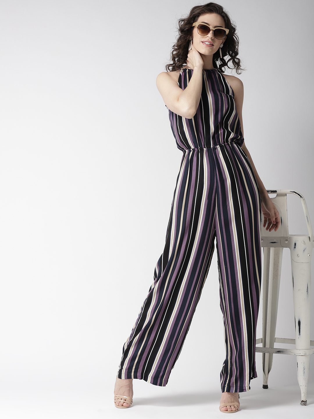 Jumpsuits-Living On The Line Stripe Jumpsuit4