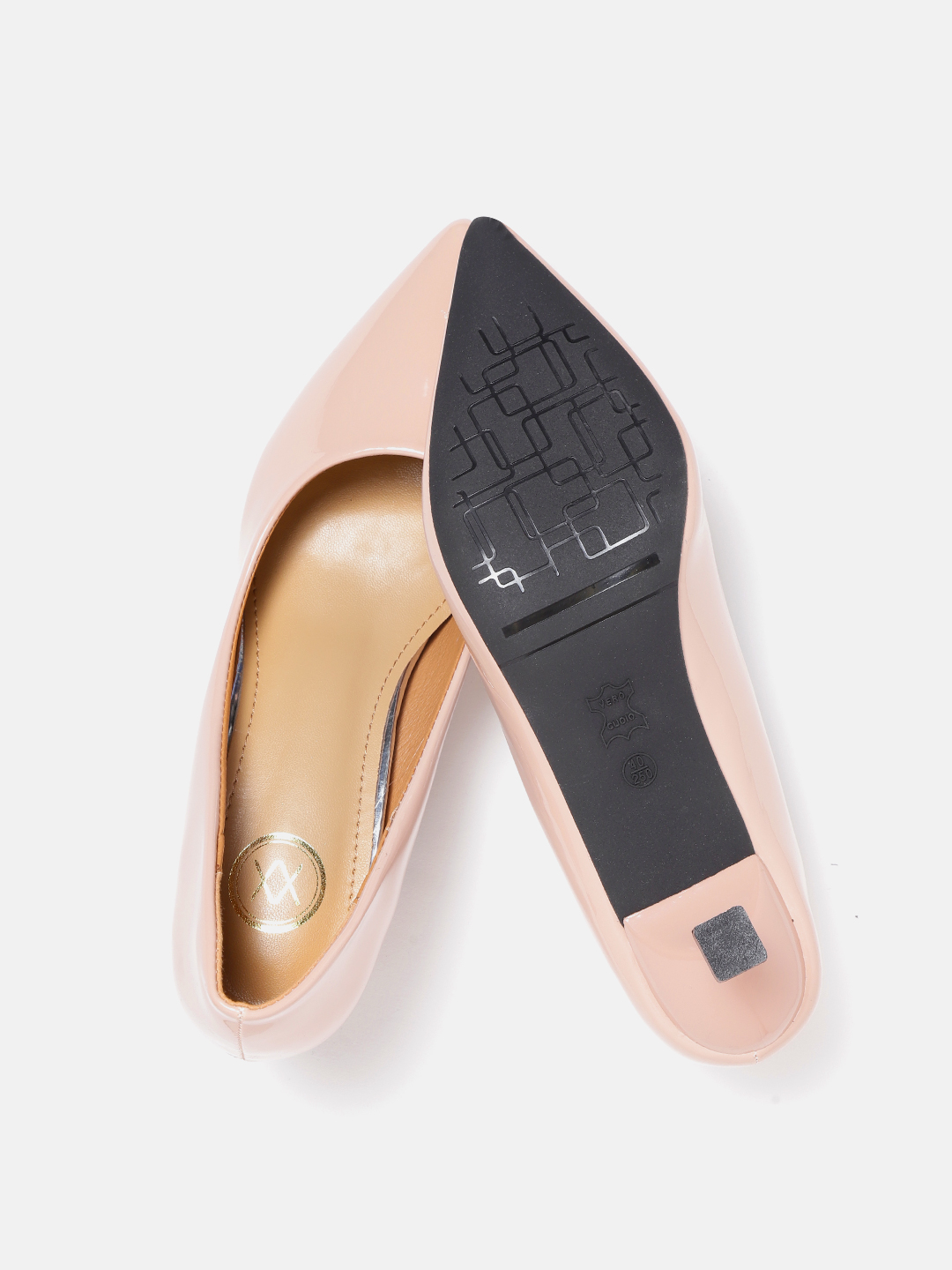 Heels and Wedges-Loving The Charm Pink Pumps4