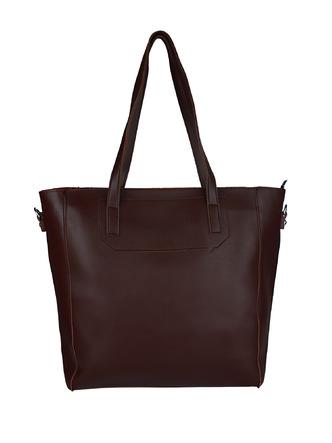 Hand Bags-Maroon The All Time Classic Handbag3