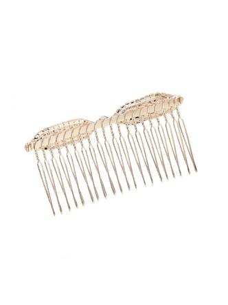 Hair Accessories-My Diamond Studded Bow Haircomb2