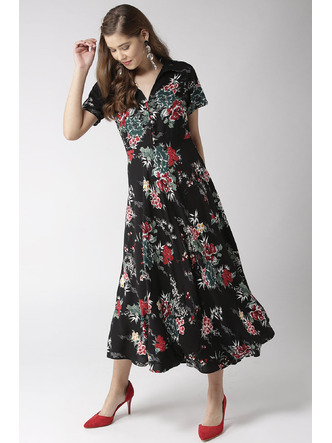 Dresses-Now And Forever Floral Dress2
