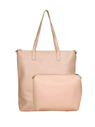 Hand Bags-Pink Time Of The Classic Handbag2