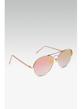 Sunglasses-Play It Cool Rose Gold Sunglasses2