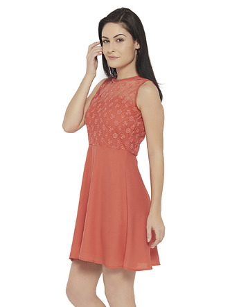 Dresses-Pretty In Lace Dress1