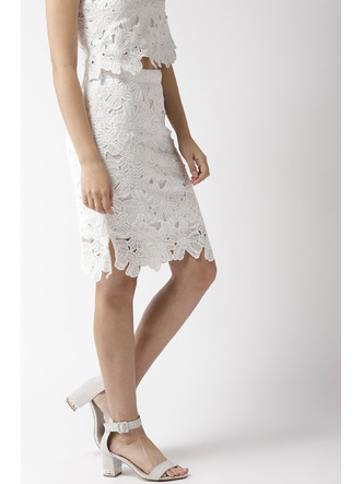 Shorts and Skirts-Pretty Little Lace Skirt 2