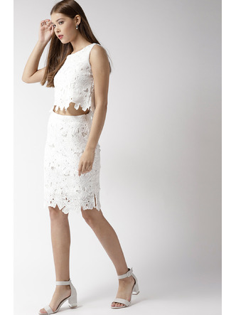 Shorts and Skirts-Pretty Little Lace Skirt 3