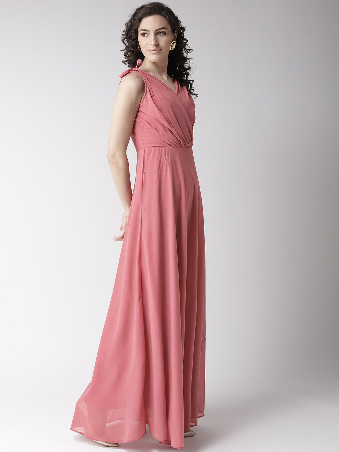 Dresses-Ready For The Royals Pink Maxi Dress1
