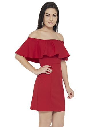Dresses-Red Sit Still Look Pretty Dress4