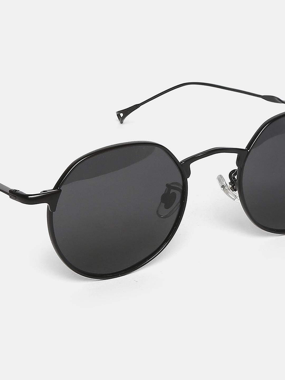 Sunglasses-Black Something In Summer Air Sunglasses5
