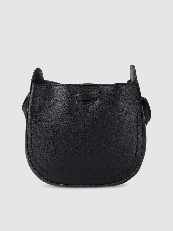 Slings-Chic To Chic Black Bucket Bag3