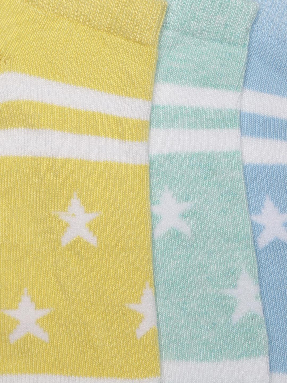 Socks-Pack Of Three Make Me Happy Socks3
