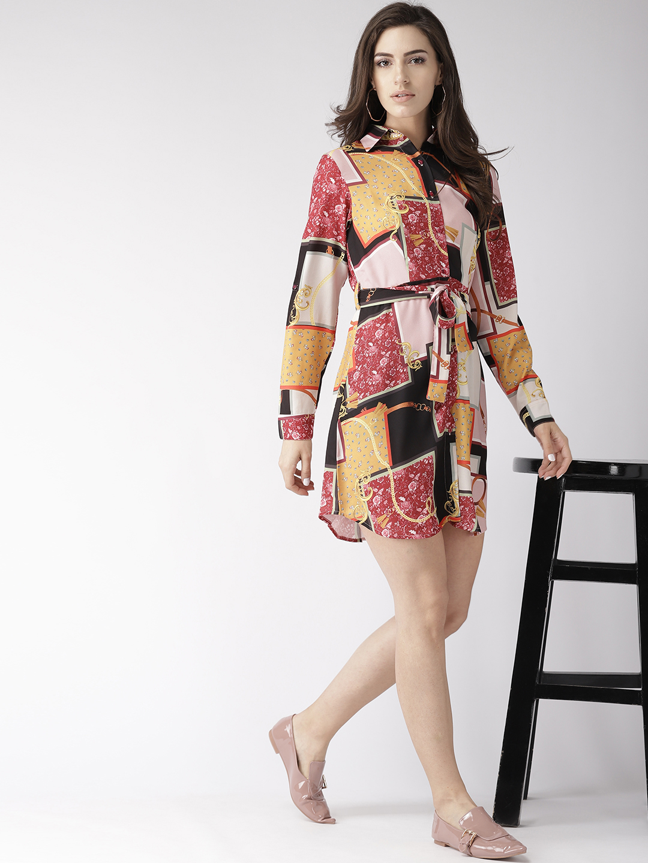Dresses-Slipping Into A Fresh Tone Shirt Dress4
