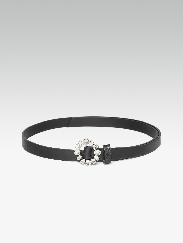 Belts-Sparkle In Style Black Belt3