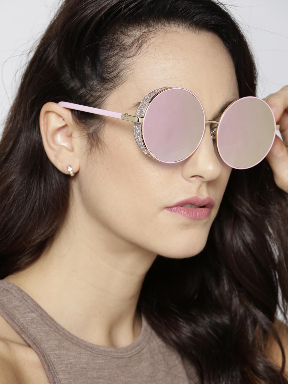 Sunglasses-Sparkle My Love Pink Sunglasses1